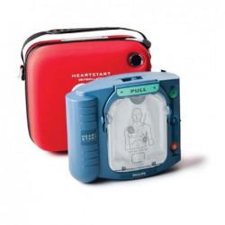 Defibrylator AED Philips HS1 w pokrowcu slim